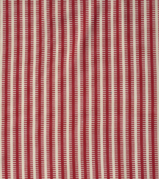 Jajim Stripe - Red - Weave