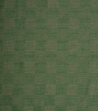 Old Flax Check - Bayleaf - Weave