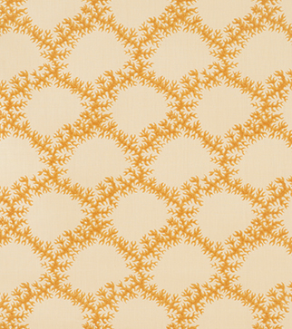 Seaweed Lace - Indian Yellow