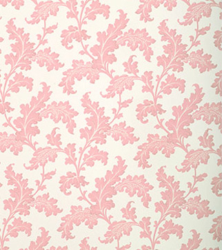 Scrolling Acanthus Wallpaper - Blossom