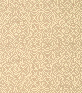 Persian Maze Wallpaper - Shell