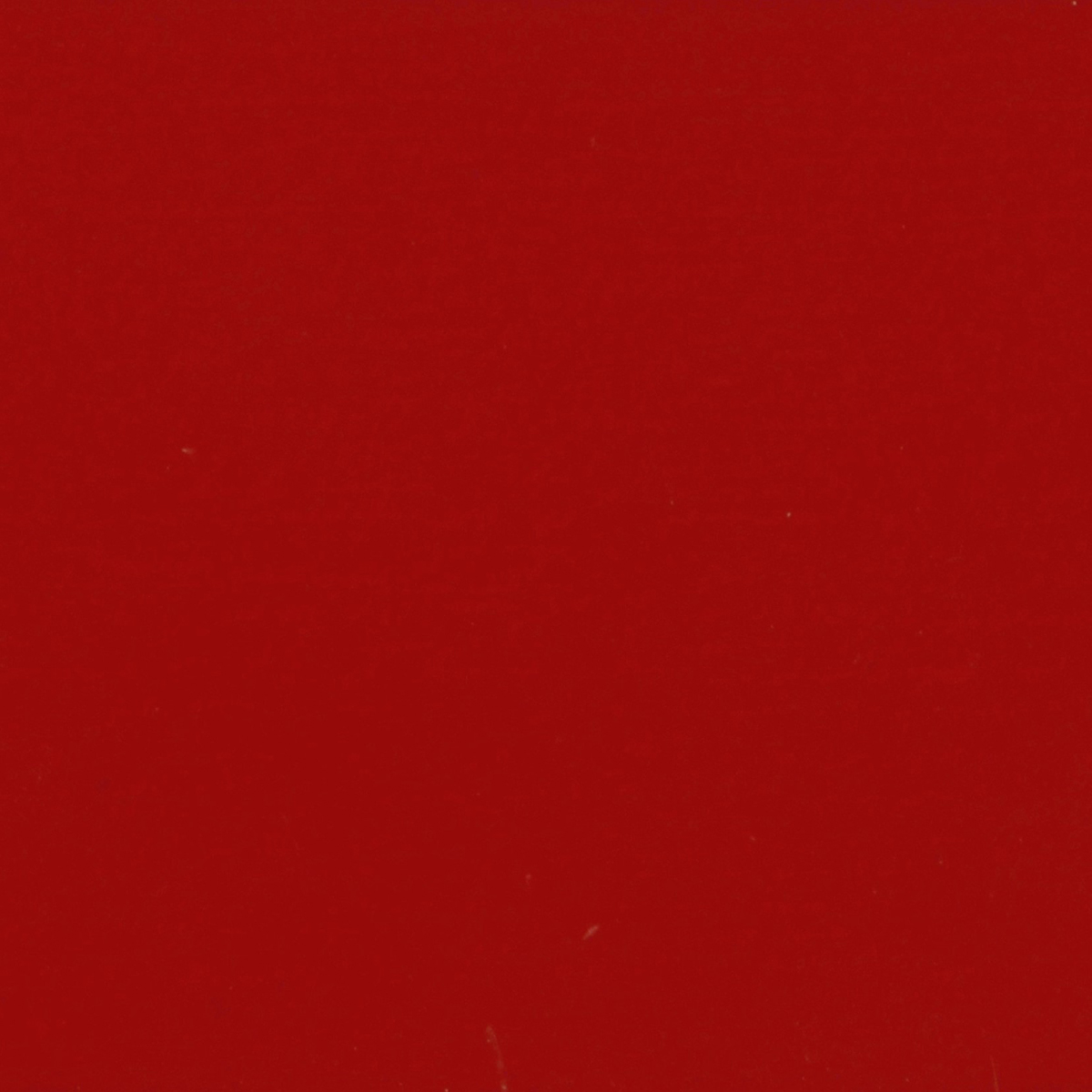 Lacquer Red Painted Beech