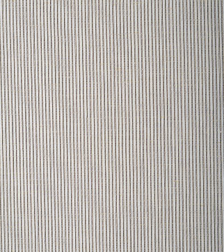 Ottoman Stripe - White Pepper - Weave